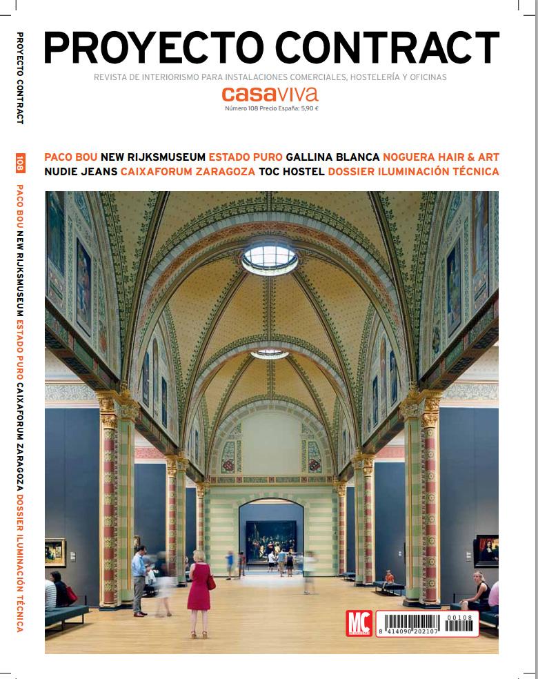 Casa viva revista reportaje casas de lujo de casa viva for Reloj cocina casa viva
