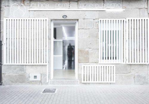 Madrid Nanarquitectos Nancontract Interiorismo Diseño Reformas Pontevedra Clínica Dental Pablo Sieiro