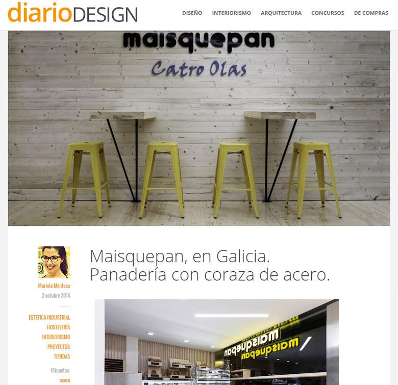 madrid nanarquitectos nancontract interiorismo diseño reformas pontevedra diario design maisquepan