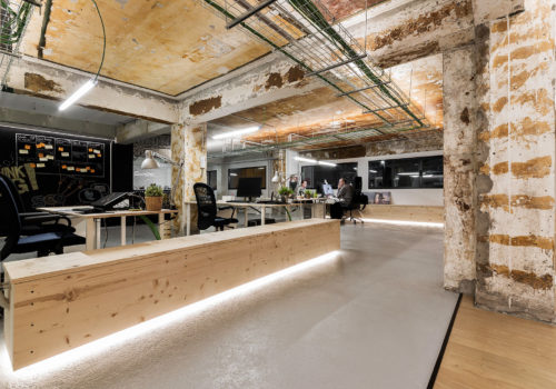 Madrid Nanarquitectos Nancontract Interiorismo Diseño Reformas Pontevedra Iconweb