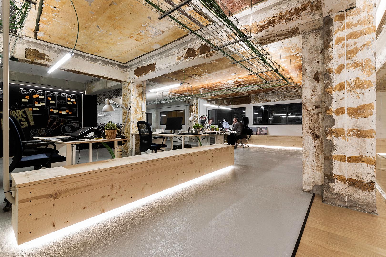 Nuevas tendencias en la creación de espacios de trabajo