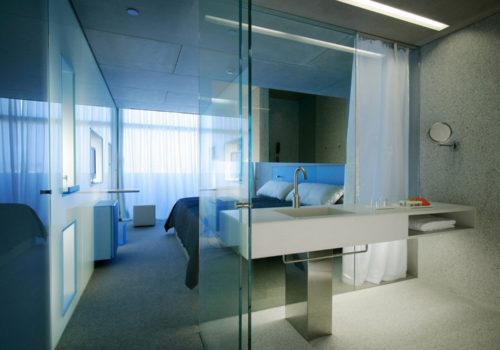 Madrid Nanarquitectos Nancontract Interiorismo Diseño Reformas Pontevedra Hoteles