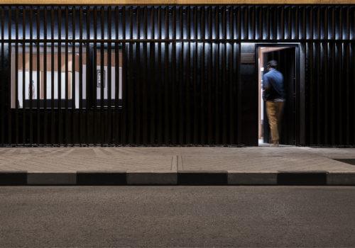 Madrid Nanarquitectos Nancontract Interiorismo Diseño Reformas Pontevedra Clínica Oftalmología Fernández Velázquez