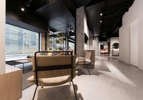 Nanarquitectos Nancontract Interiorismo Diseño Reformas Showroom Interius