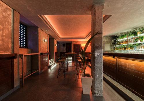 Nanarquitectos Nancontract Interiorismo Diseño Reformas Pub La Rectoral