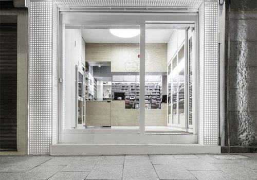 Nanarquitectos Nancontract Interiorismo Diseño Reformas Estanco Calvario
