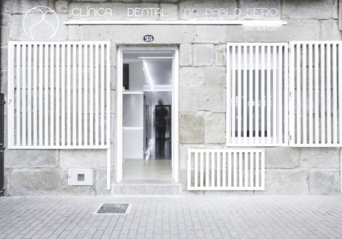 Nanarquitectos Nancontract Interiorismo Diseño Reformas Clínica Dental Pablo Sieiro