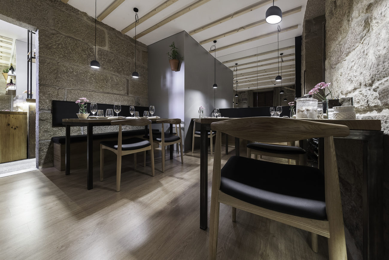 nanarquitectos nancontract interiorismo diseño reformas restaurante eirado da leña