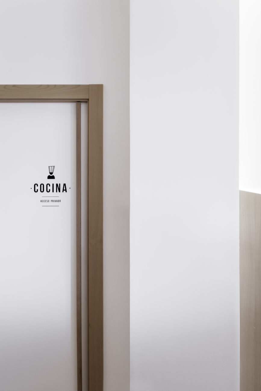 nanarquitectos interiorismo diseño reformas cafetería mirabous