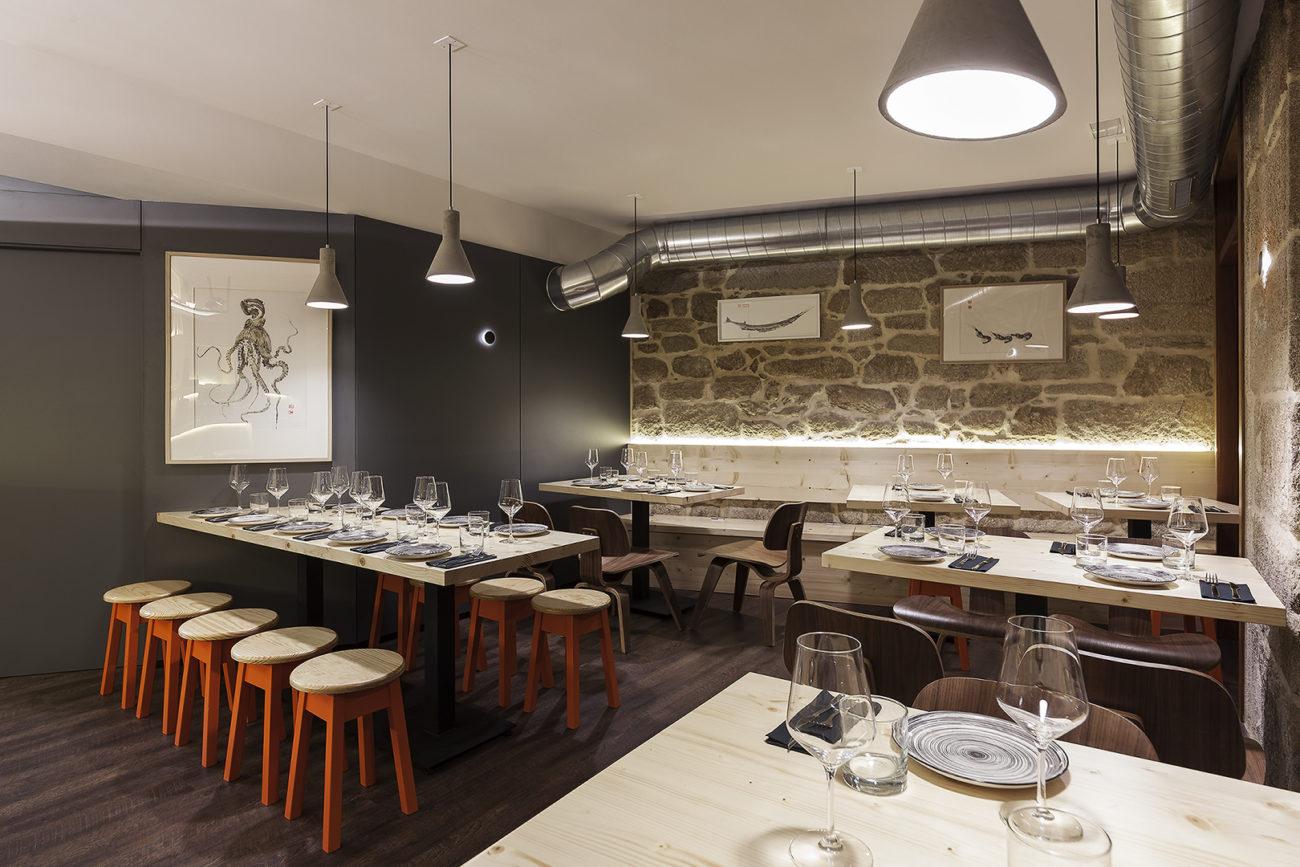 nanarquitectos nancontract interiorismo diseño reformas restaurante padal da santiña