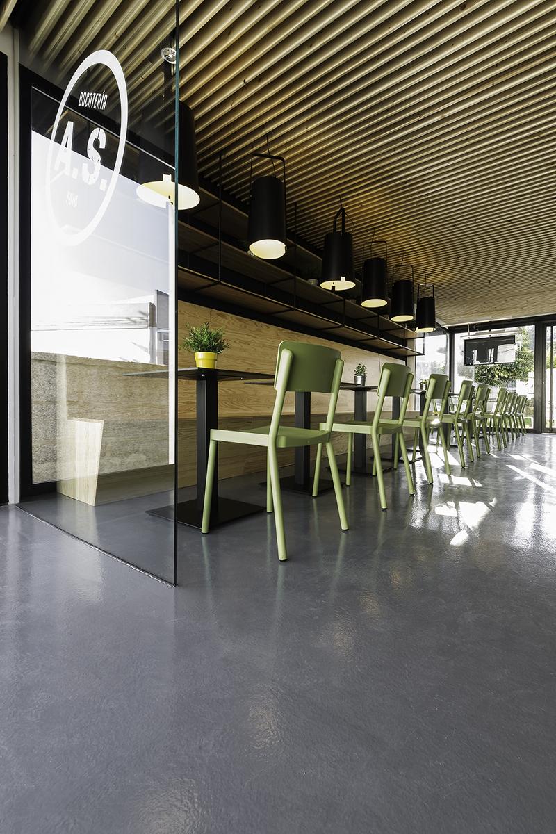 madrid nanarquitectos nancontract interiorismo diseño reformas pontevedra bocatería