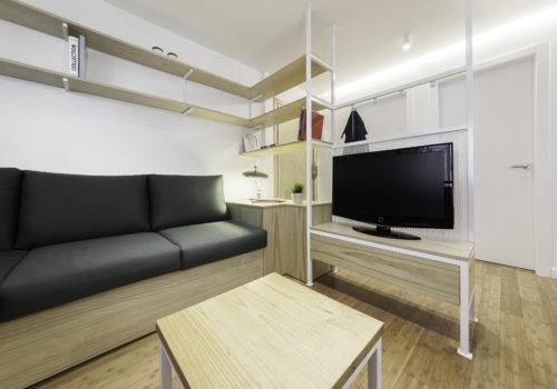 Nanarquitectos Nancontract Interiorismo Diseño Reformas Vivienda Salgueiriños