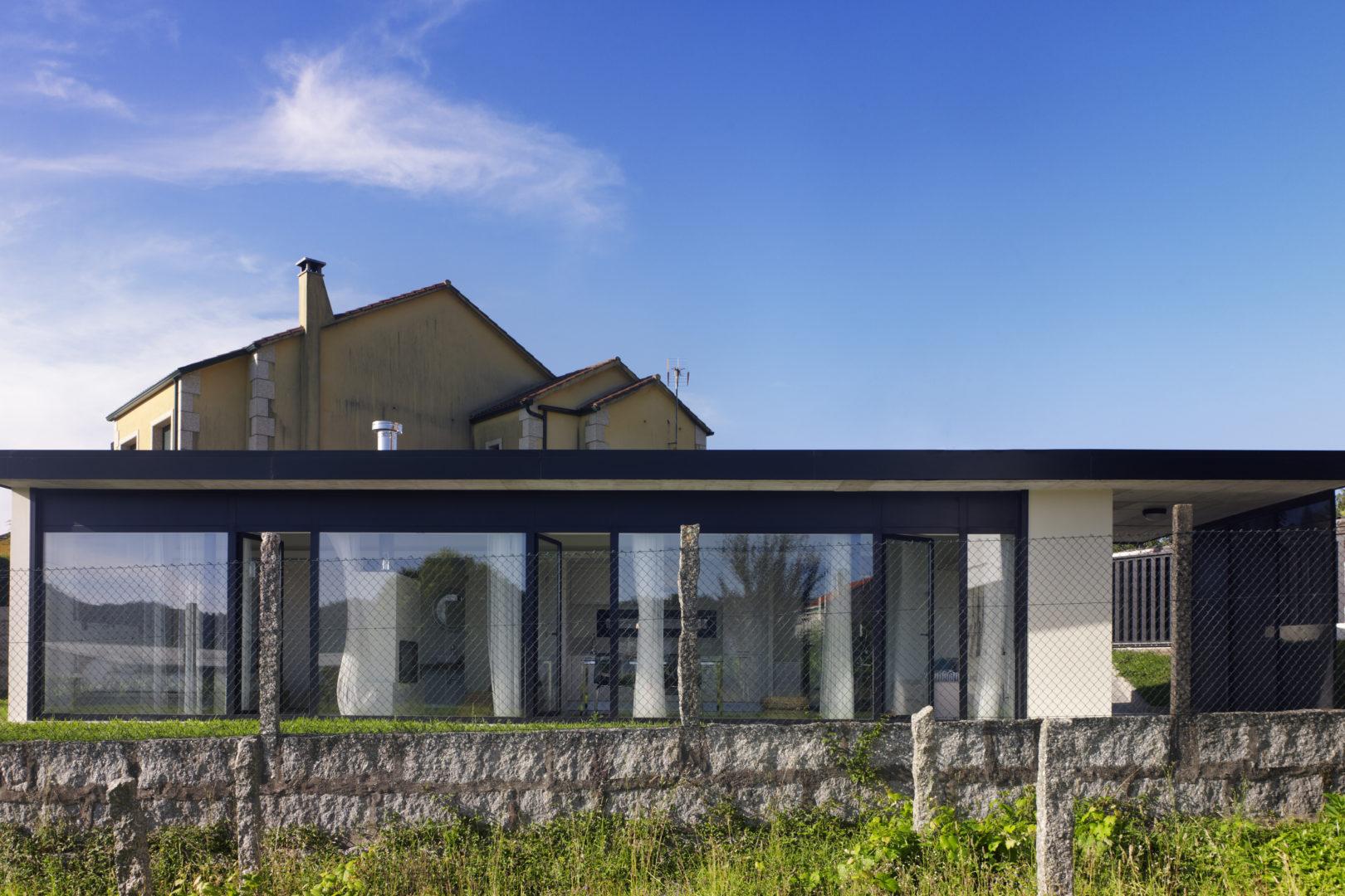 Madrid Nanarquitectos Nancontract Interiorismo Diseño Reformas Pontevedra Casa Vilagarcía