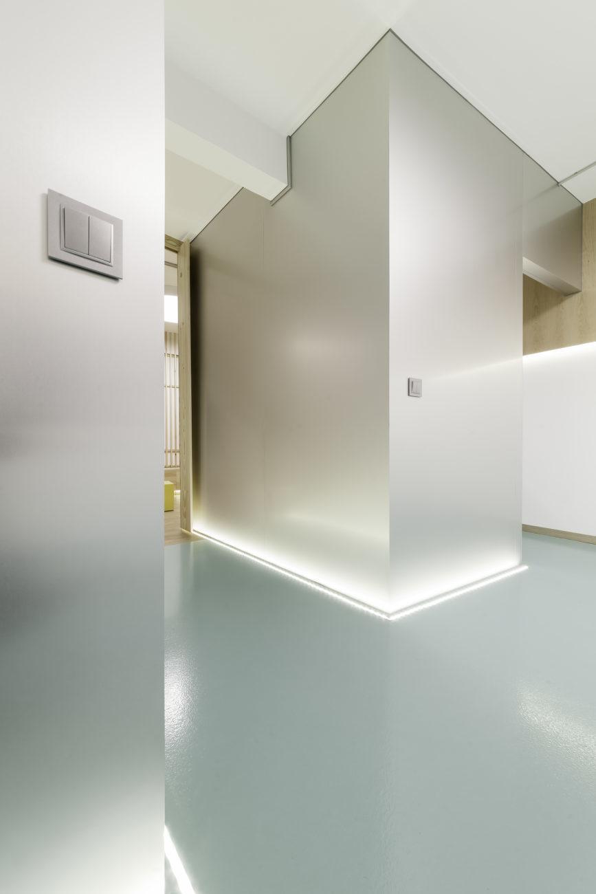 proyecto clínica dental nan arquitectos madrid pontevedra