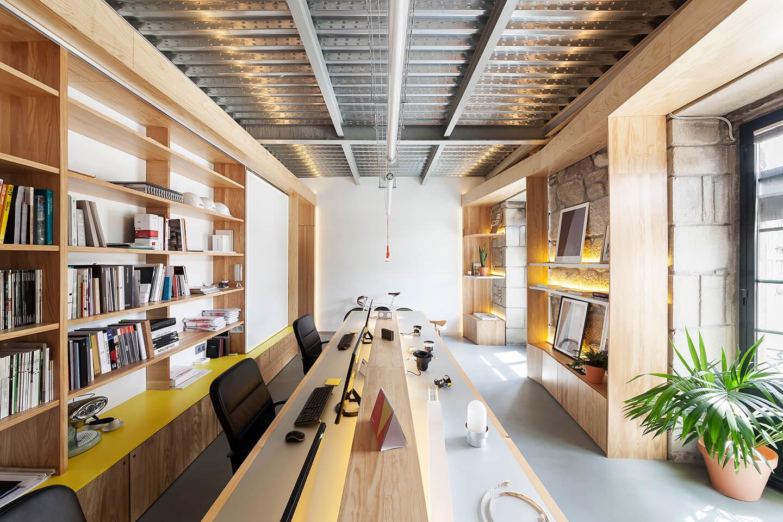 madrid nanarquitectos nancontract interiorismo diseño reformas pontevedra estudio