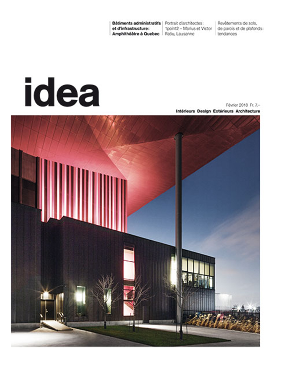 Unitec – Revista suiza Idea
