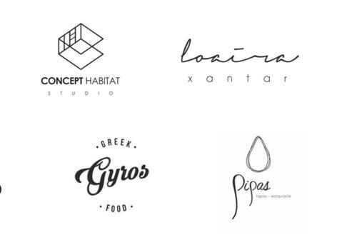 Diseño De Marca Nan Arquitectos Logotipo Diseño Gráfico Arquitectura