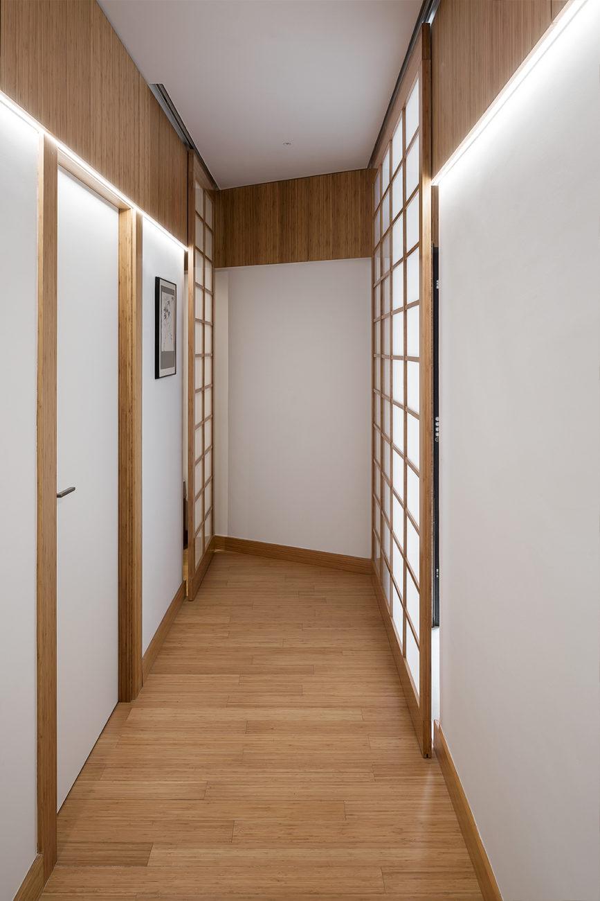 nan arquitectos proyecto clínica oftalmología madrid diseño