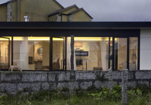 Presupuesto Para Vivienda Unifamiliar Nan Arquitectos Madrid Pontevedra Proyecto Casa