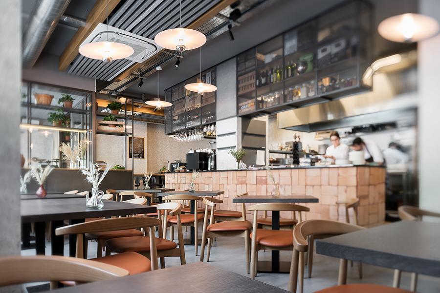 diseño de restaurantes madrid nan arquitectos