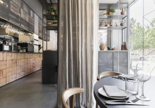 Diseño De Restaurantes Nan Arquitectos