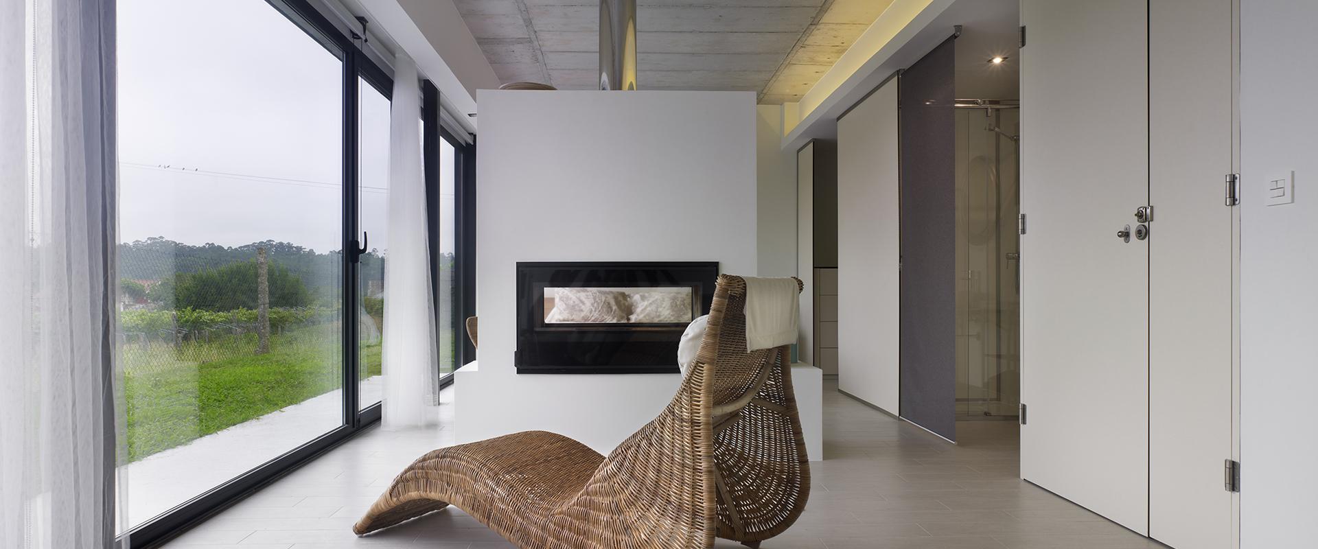 calefaccion vivienda nan arquitectos madrid pontevedra