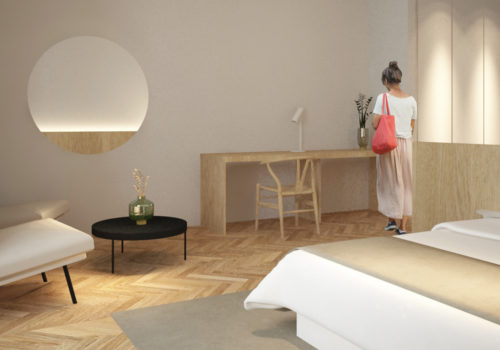 Reforma De Hoteles Mejora Diseño Funcionalidad Eficiencia Energética Nan Arquitectos