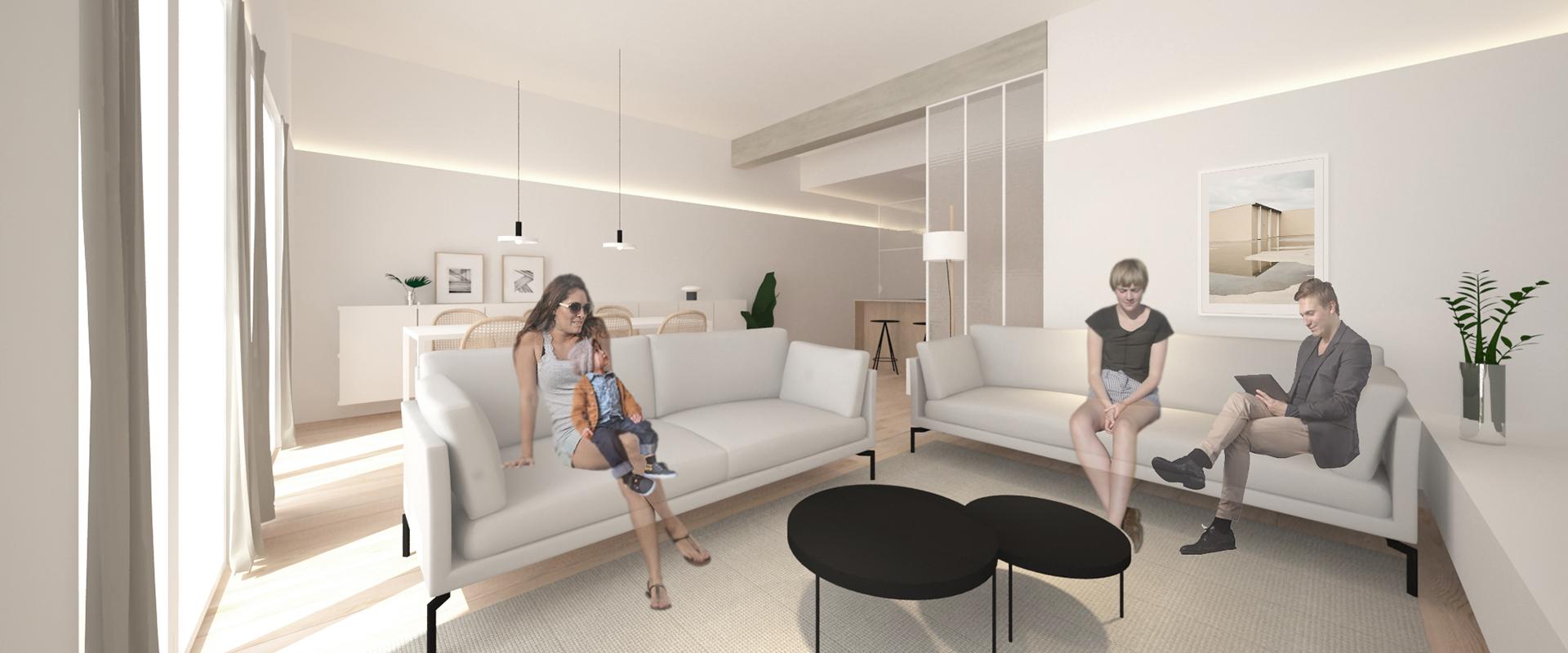 presupuesto de reforma vivienda nan arquitectos madrid pontevedra proyecto