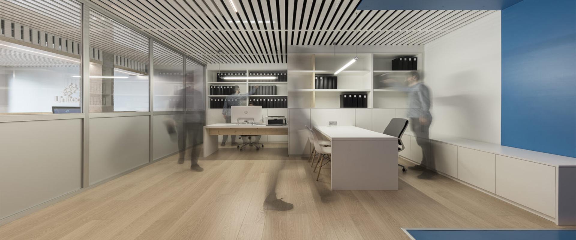 Diseño de oficinas. La importancia del mobiliario
