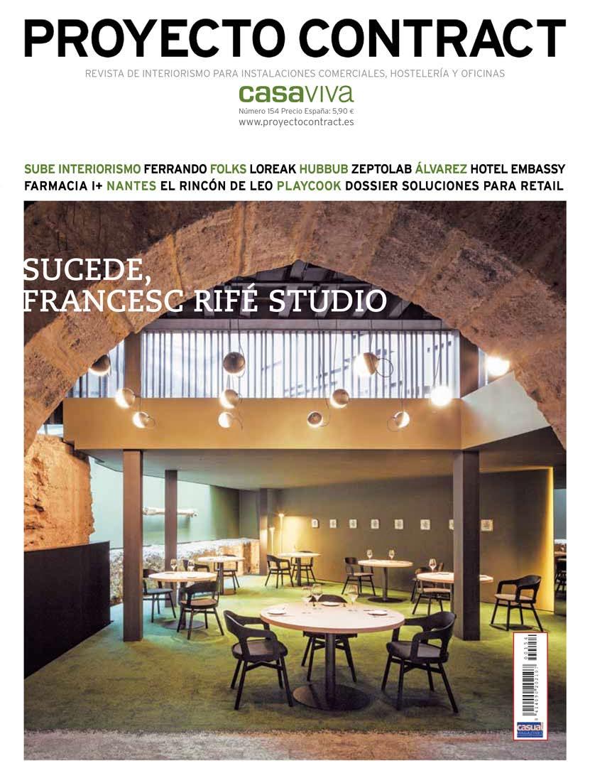 Restaurante Nantes – Proyecto Contract