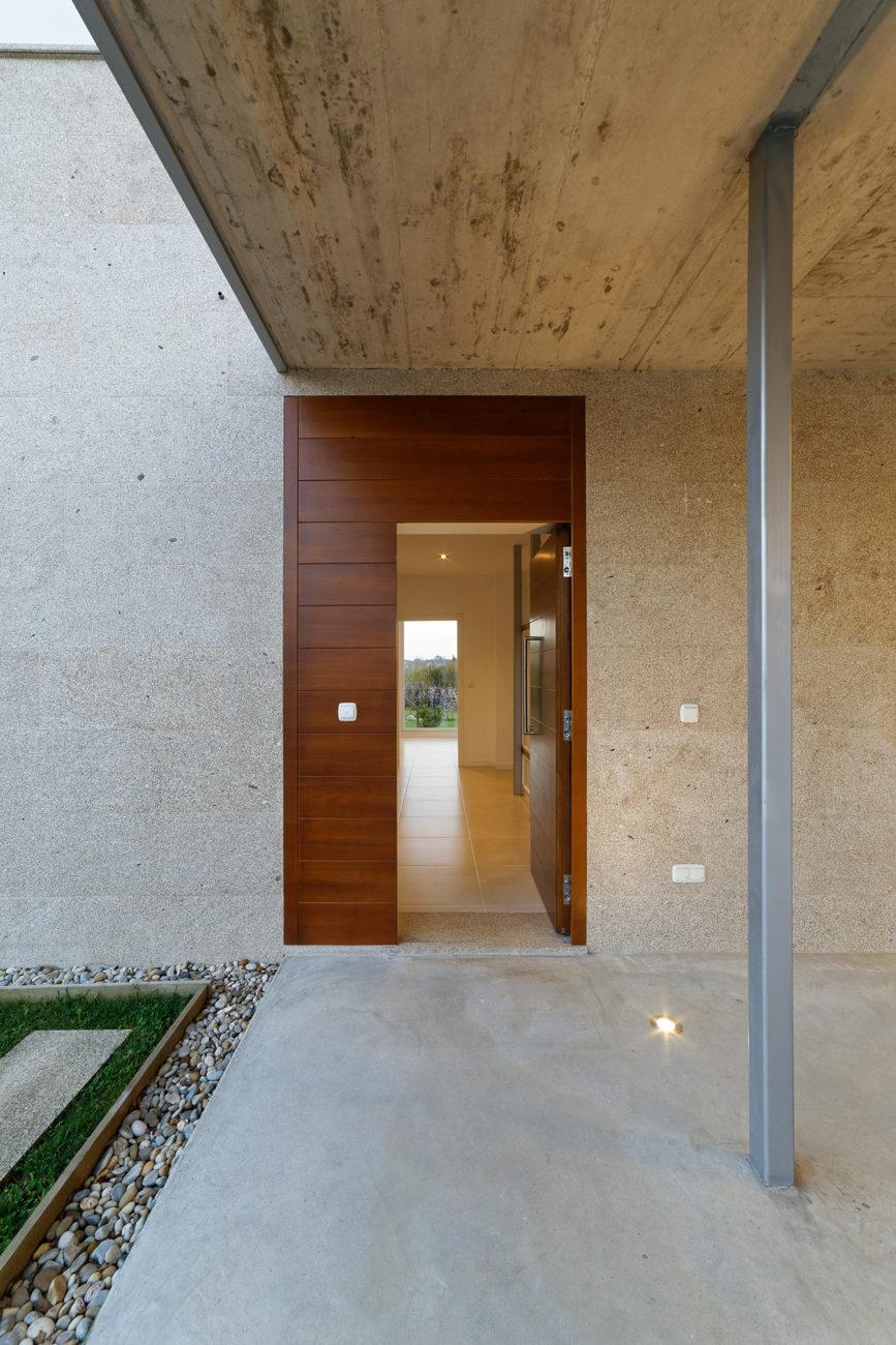 vivienda unifamiliar nan arquitectos pontevedra madrid