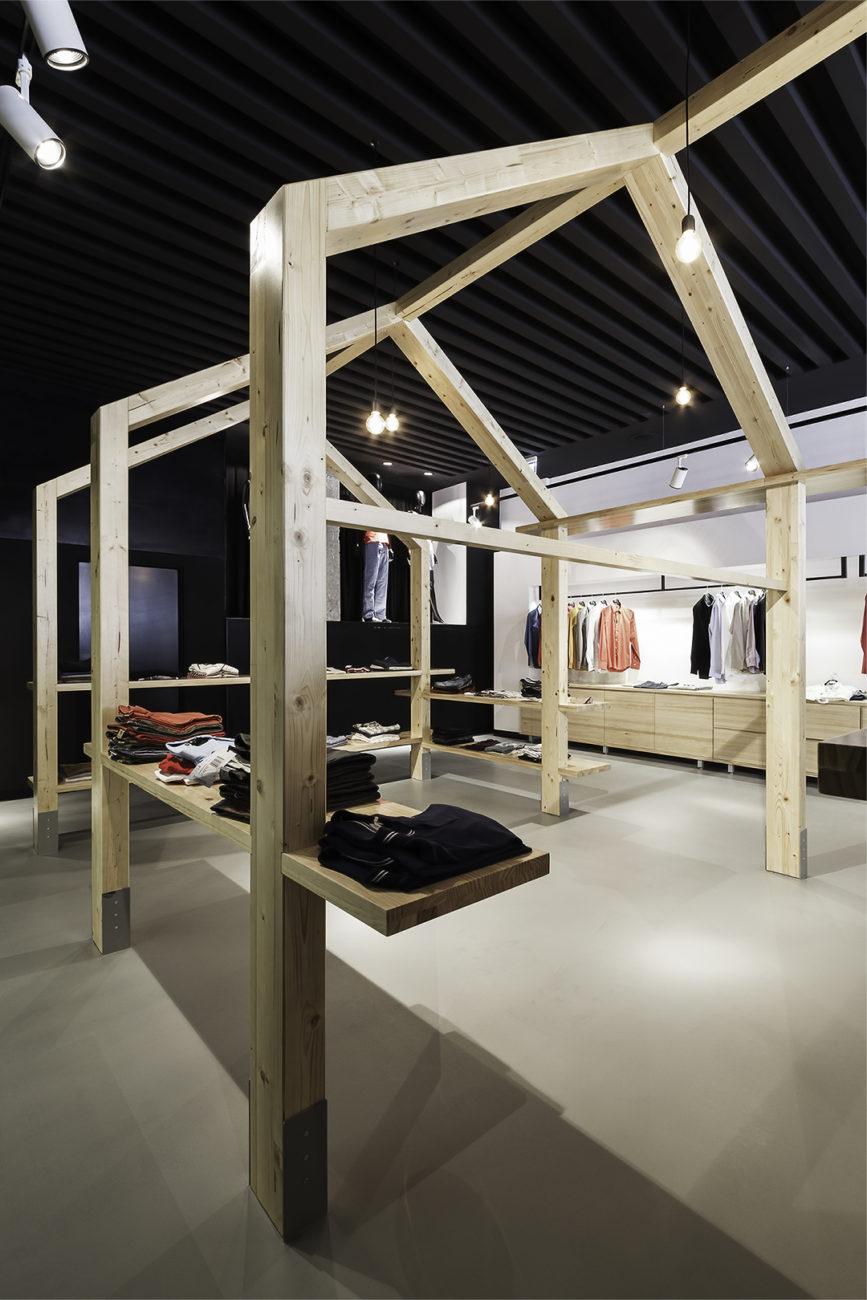 espacios comerciales proyecto inshopnia nan arquitectos