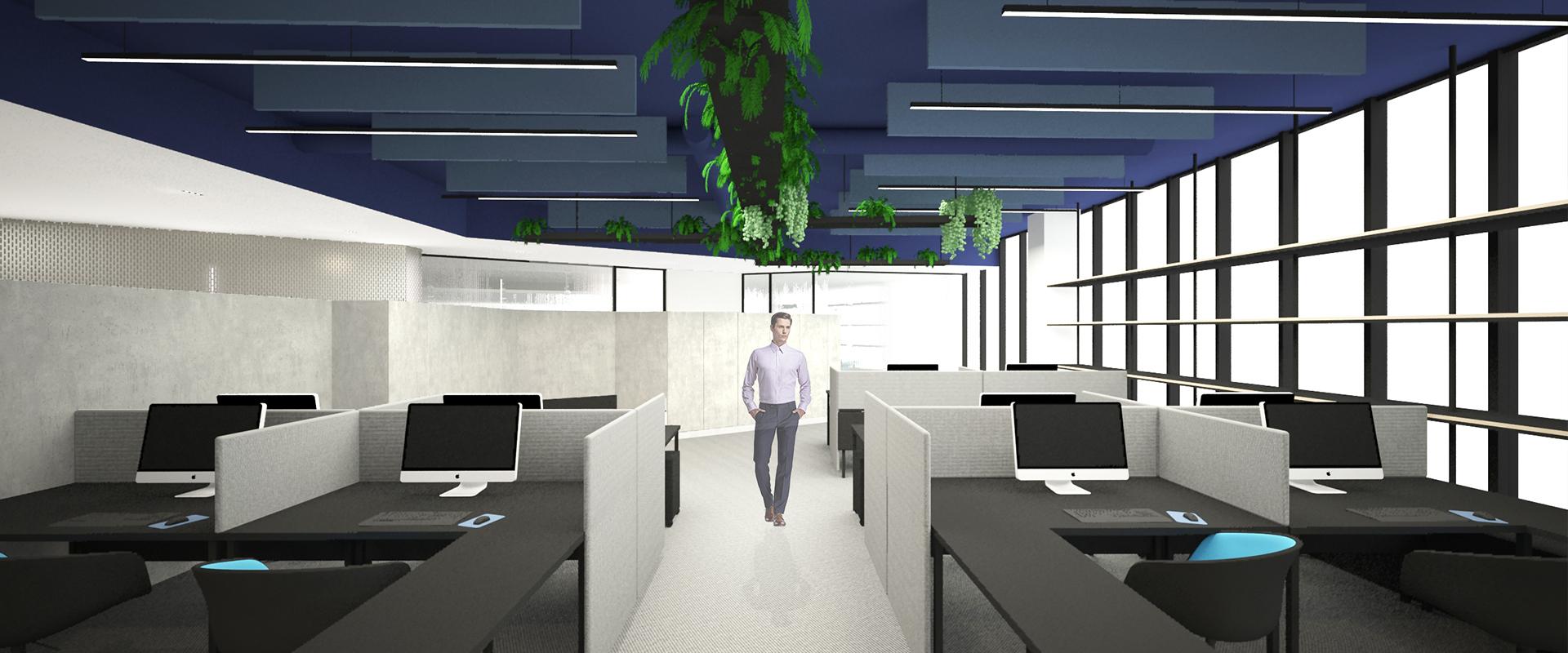 Proyectos de oficinas saludables. La certificación Well